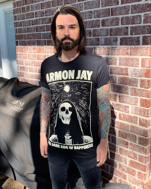 New Armon Jay Shirt