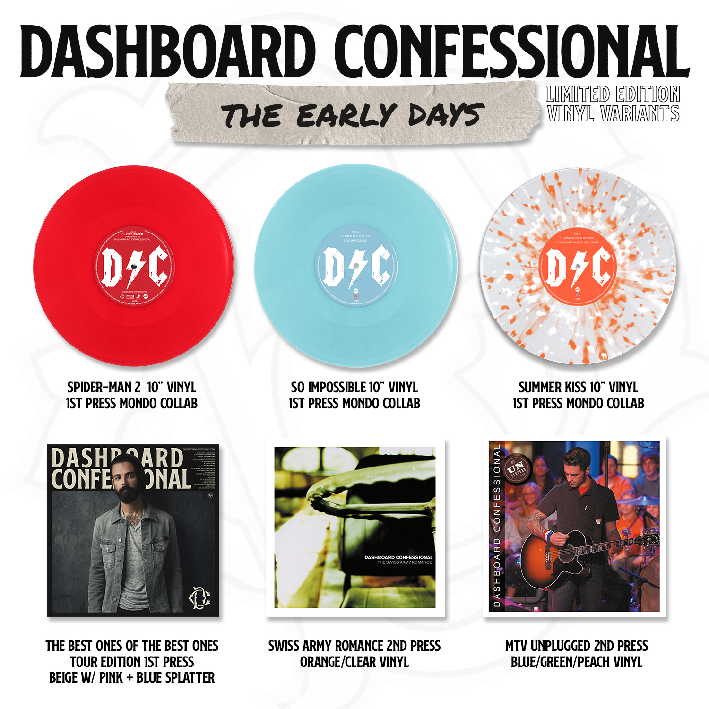Early Days Vinyl Series