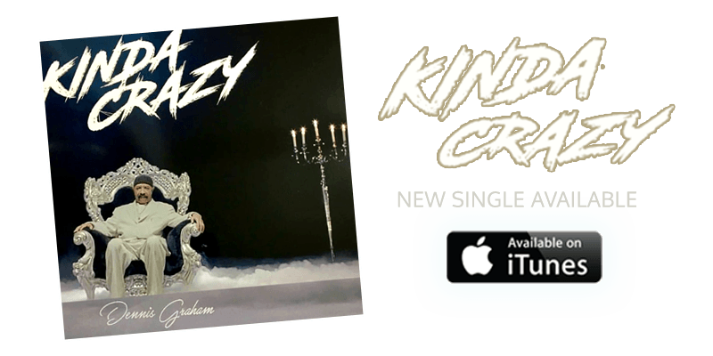 Kinda Crazy - New Single Available on iTunes