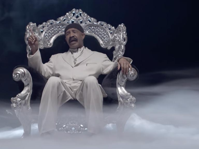 "Drake's Father Dennis Graham Releases Video For ""Kinda Crazy"""