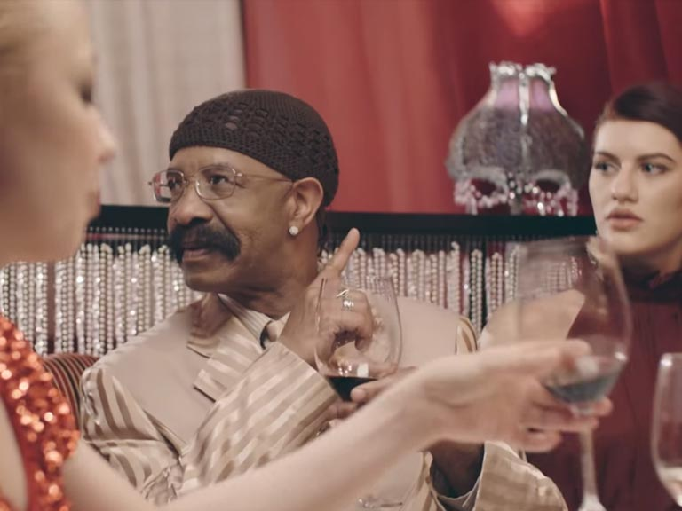 Drake's dad dropped a new song—and it's kinda fierce