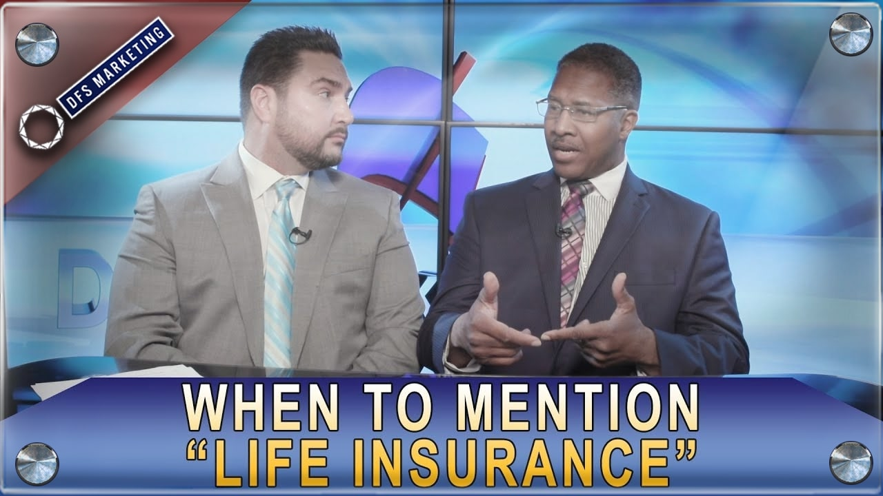 Fixed Annuities-When To Mention Life Insurance-Annuity Sales