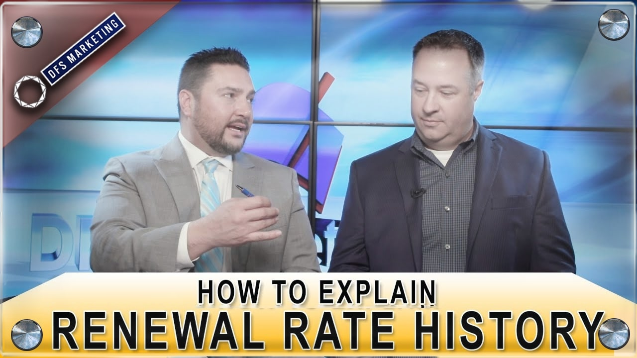 Fixed Annuities-Explaining Renewal Rate History-Annuity Sales