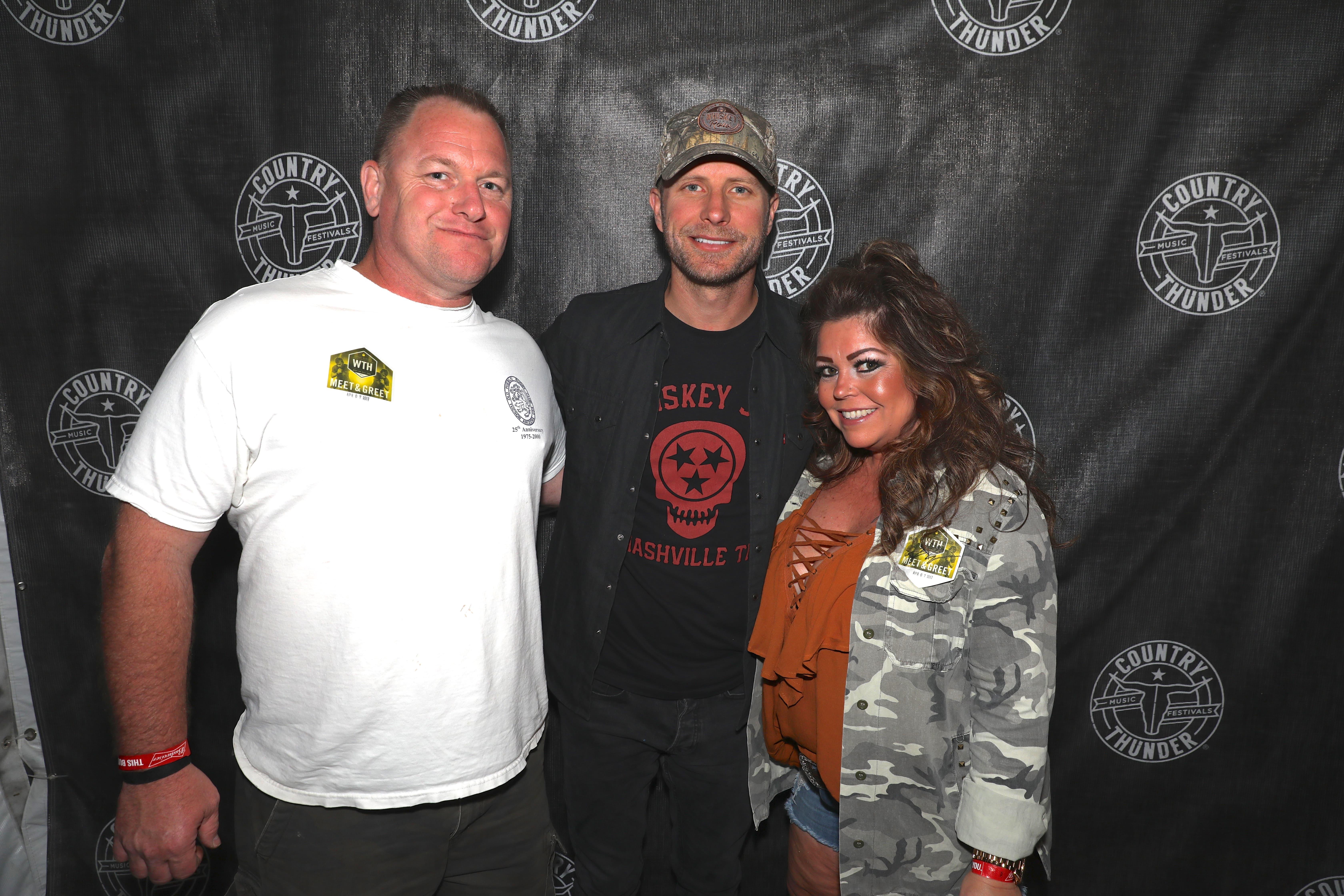 Dierks Bentley Meet And Greet Photos Dierks Bentley