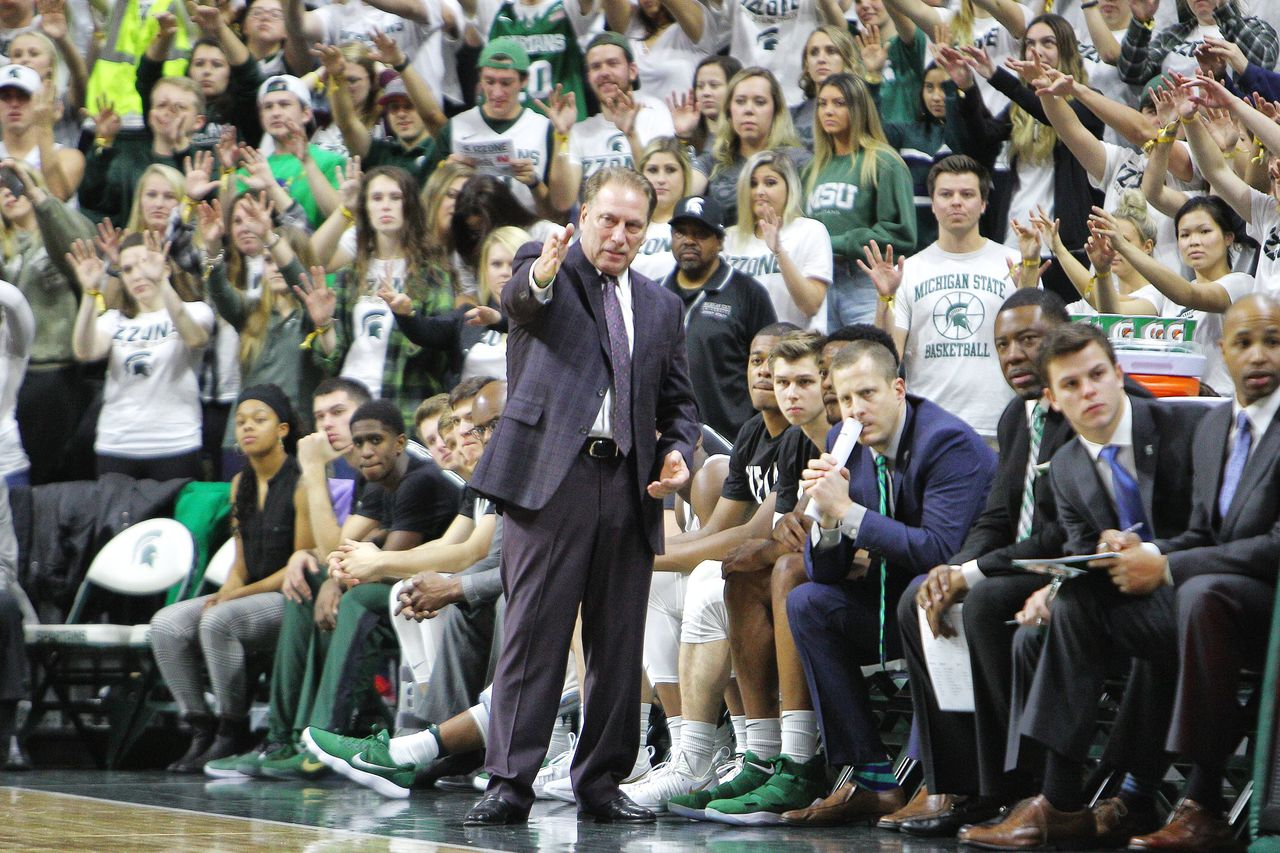 Michigan State switches up recruiting game plan to land top-10 class