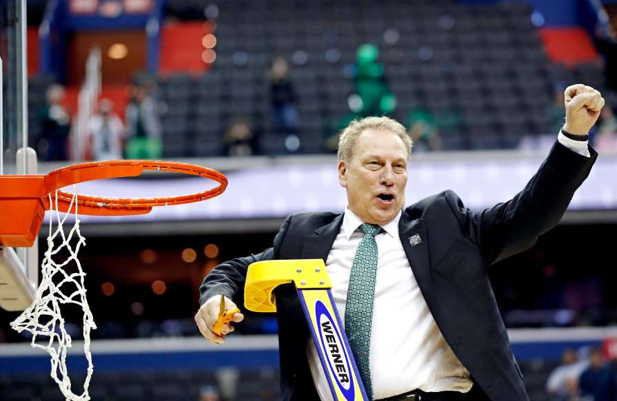 Tom Izzo Knew Michigan State had a