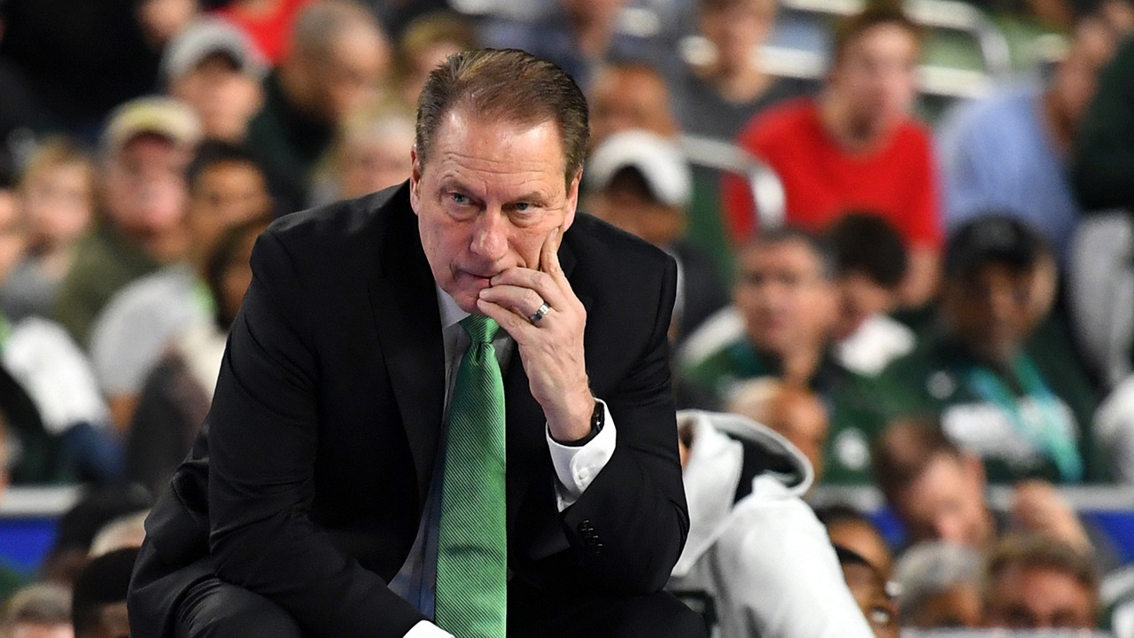 For First  Time in Decades, Tom Izzo Isn't Entirely Sure What To Do