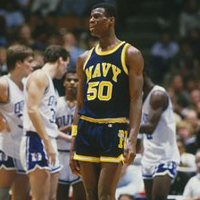 How David Robinson grew into a basketball player and led Navy to the Elite Eight