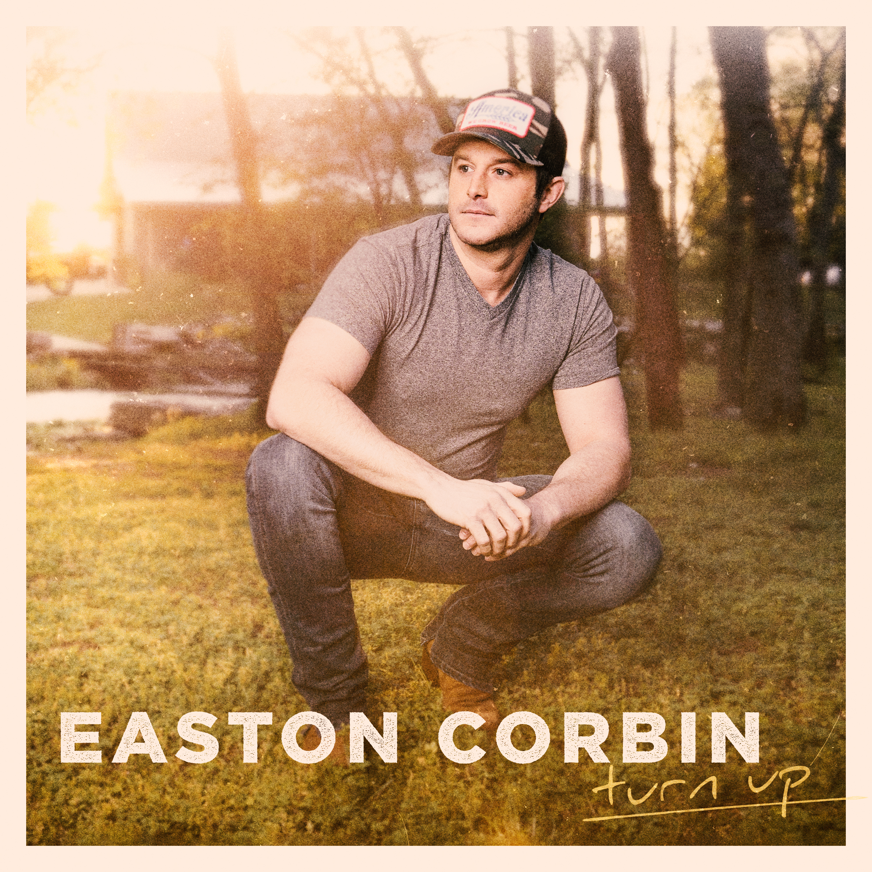 Easton Corbin Releases Summer Pick-Me-Up With Latest Single Turn Up