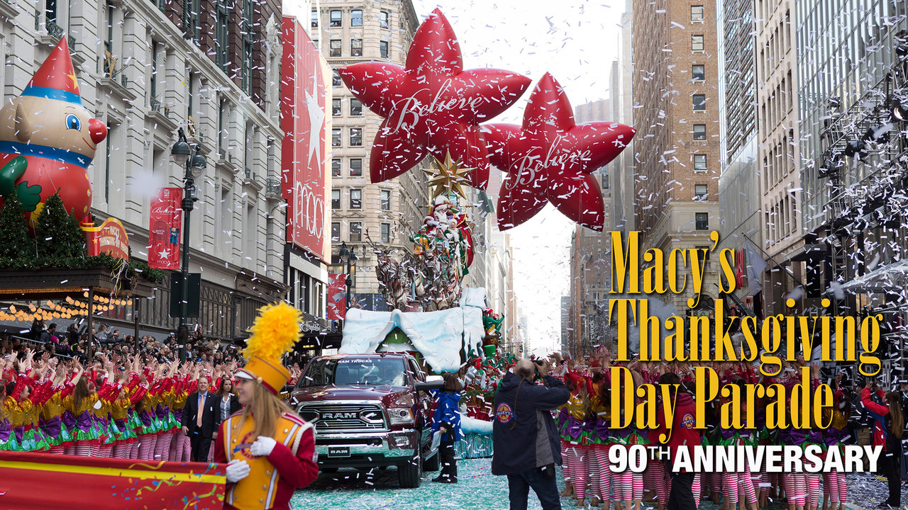 EASTON INVITED TO PERFORM AT THE 90TH ANNIVERSARY OF THE WORLD-FAMOUS MACY'S THANKSGIVING DAY PARADE®