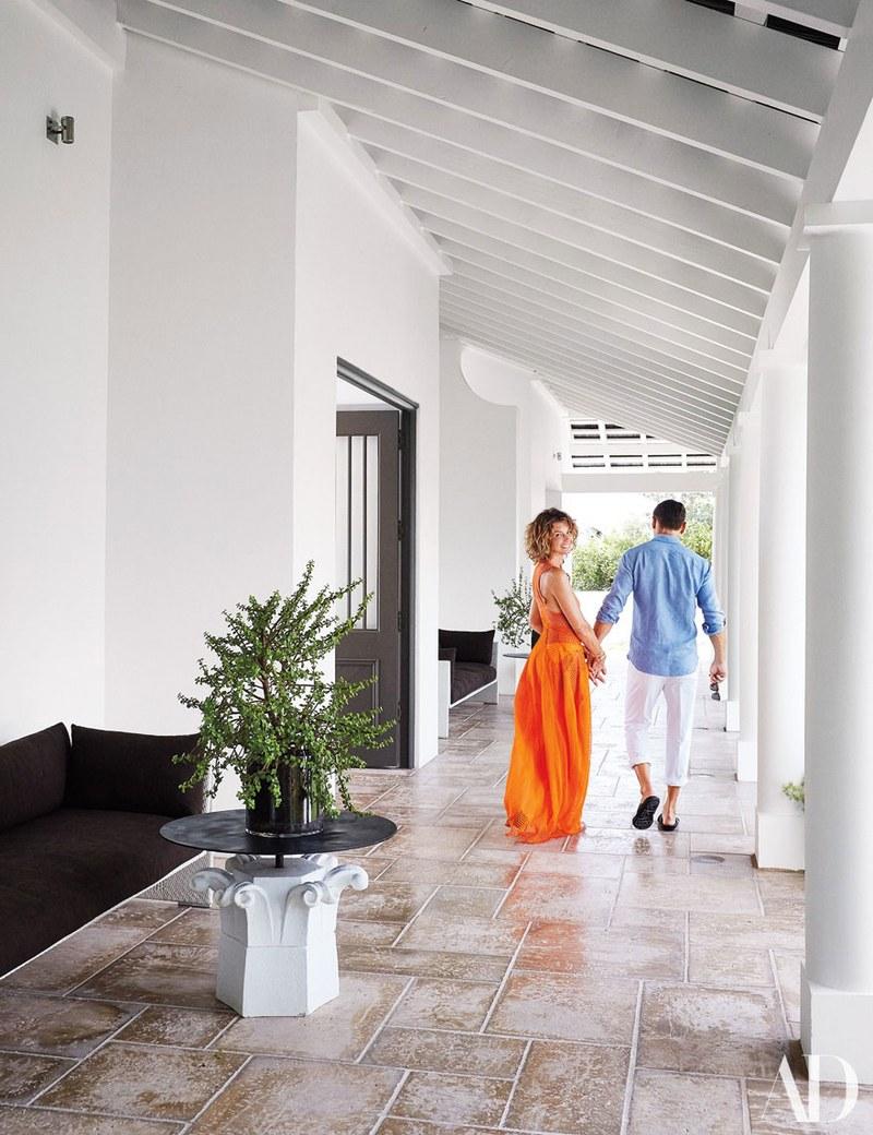 Inside Faith Hill and Tim McGraws Bahamas Home