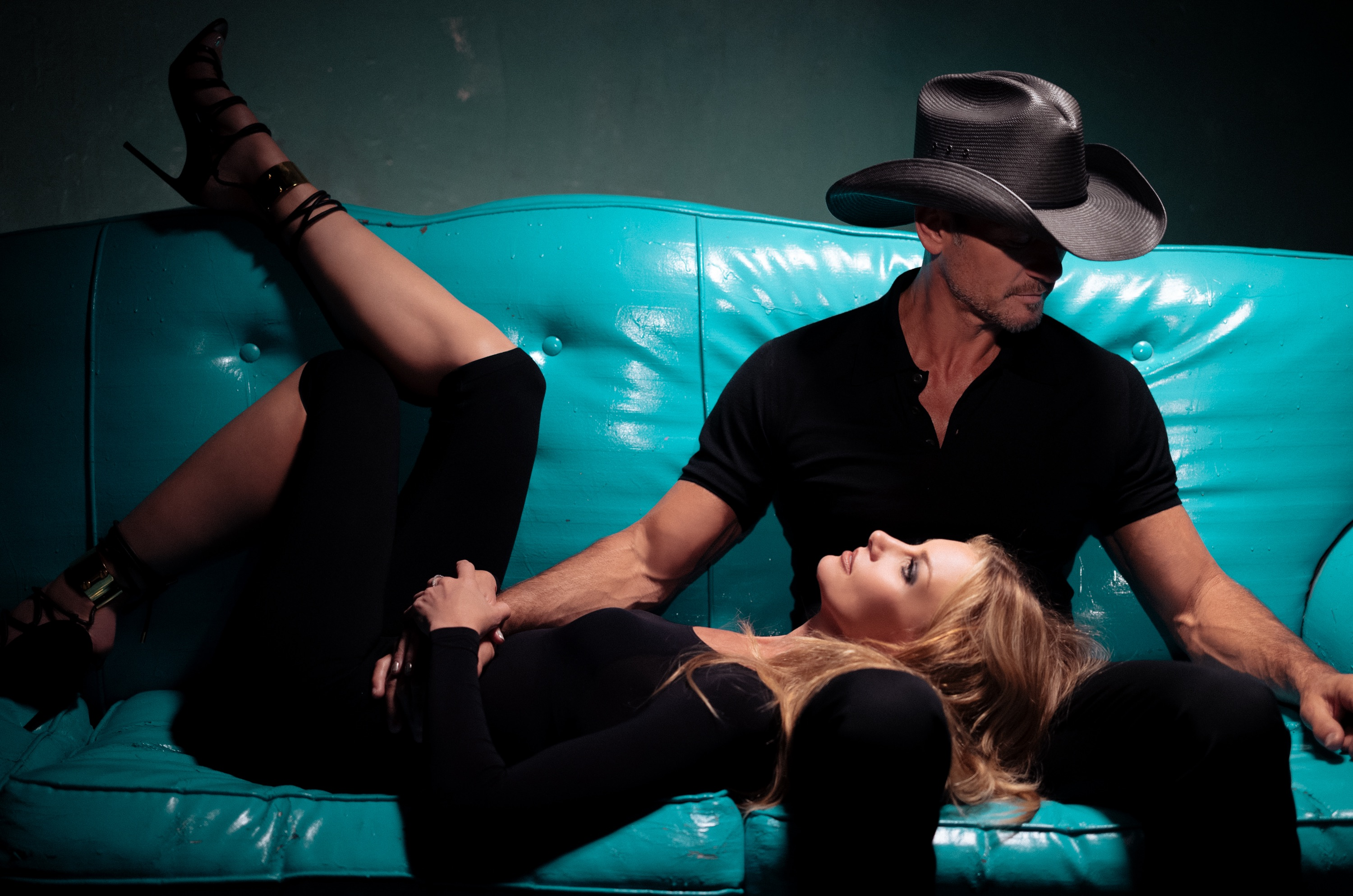 "Tim McGraw and Faith Hill Release ""Speak to a Girl"" Music Video, Exclusive World Premiere Live on VEVO"
