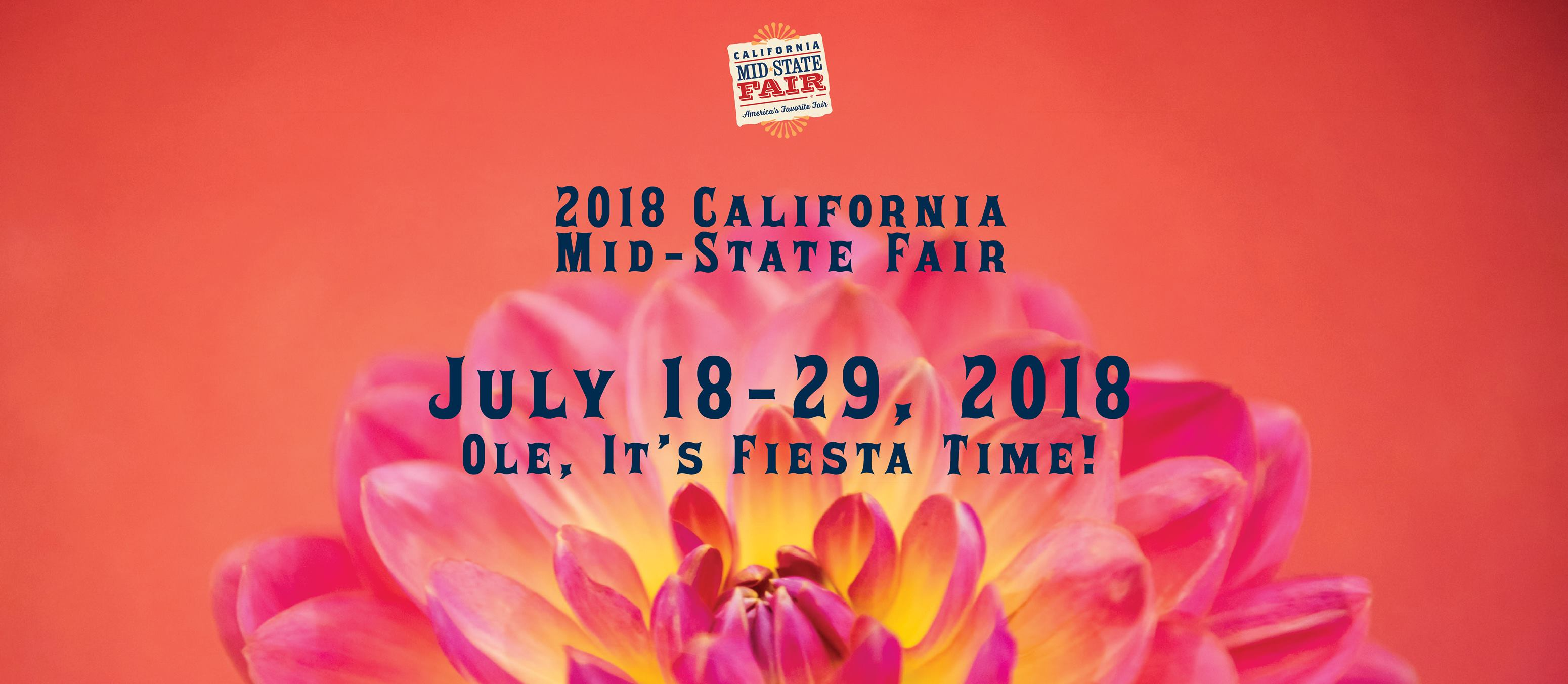 TIM McGRAW & FAITH HILL TO PERFORM AT 2018 CALIFORNIA MID-STATE FAIR