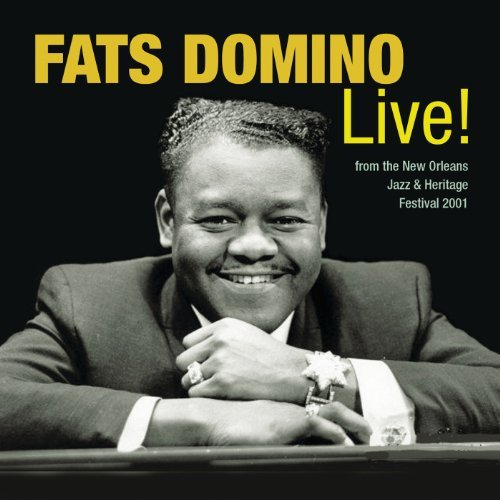 Fats Domino Live! New Orleans Jazz & Heritage Festival