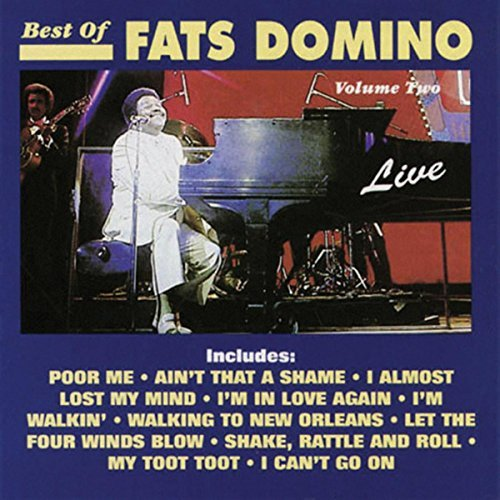 Best of Fats Domino Live, Vol. 2