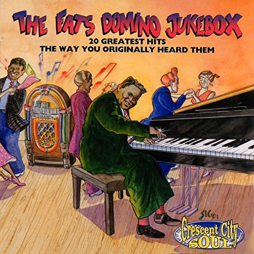 The Fats Domino Jukebox: 20 Greatest Hits