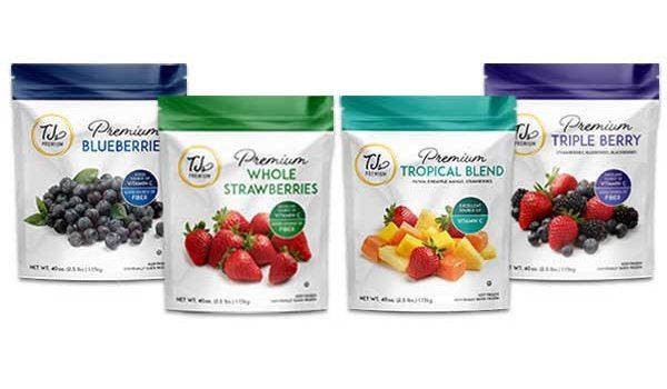 Introducing TJ's Premium Fruit