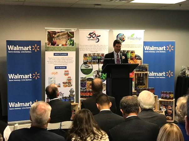 Flagship Food Group Celebrates Local Manufacturing, Creating 200 New Jobs