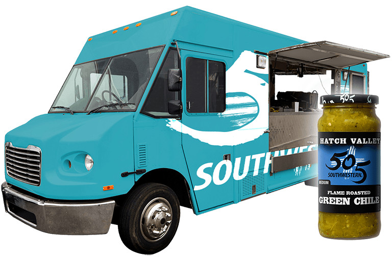 "505 SOUTHWESTERN® ANNOUNCES ""CLASH OF THE HATCH"" FOOD TRUCK CONTEST WITH CELEBRITY CHEF ERIC GREENSPAN"