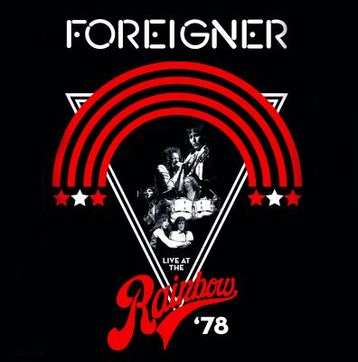 Foreigner Live At the Rainbow '78 (DVD)