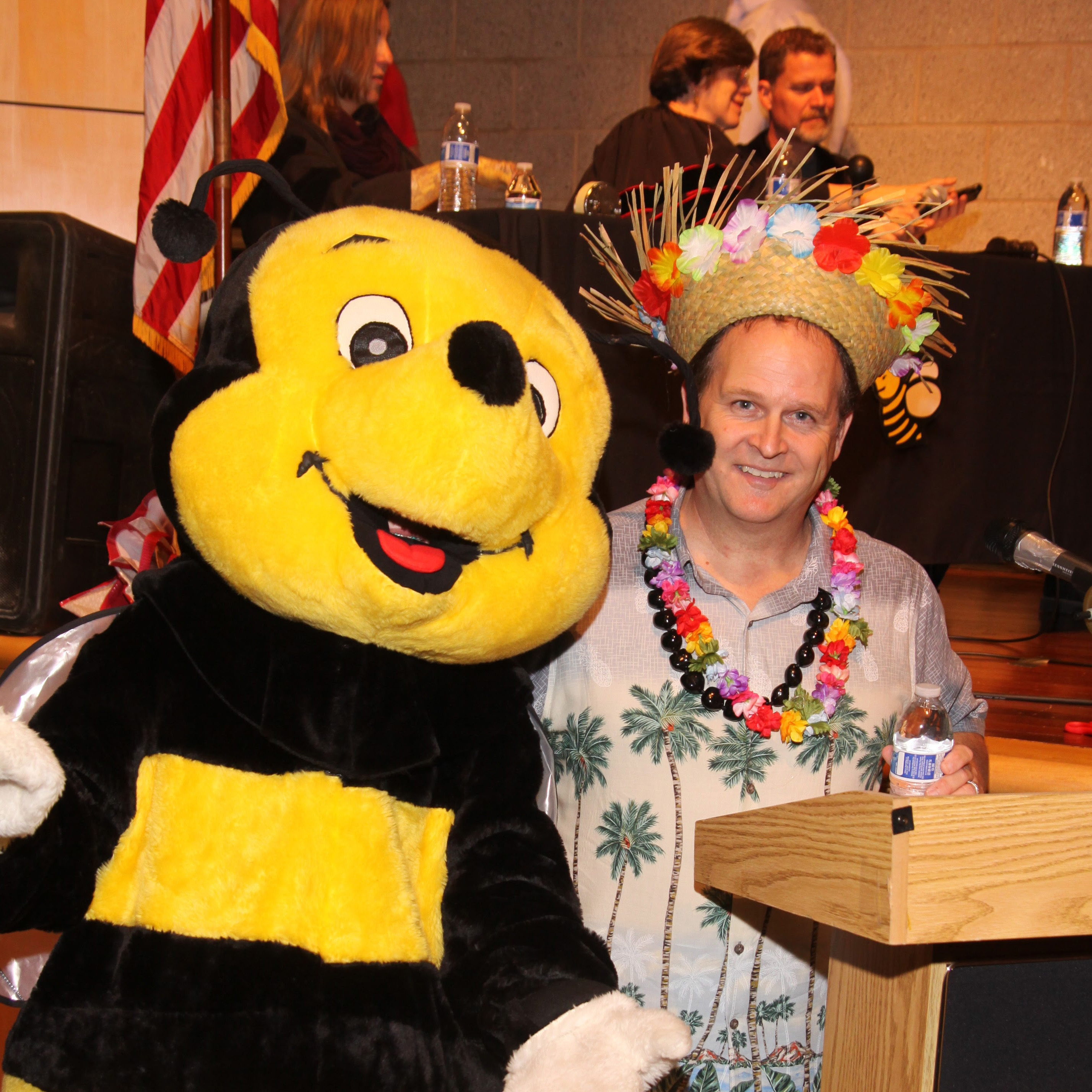 The Gran-Bee Annual Trivia-bee Fundraiser