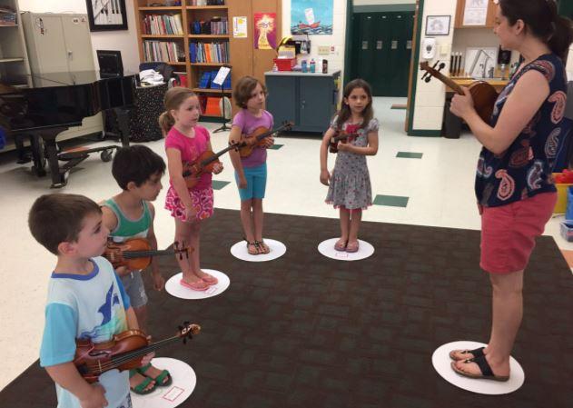 Strings Program | September 2018 – June 2020