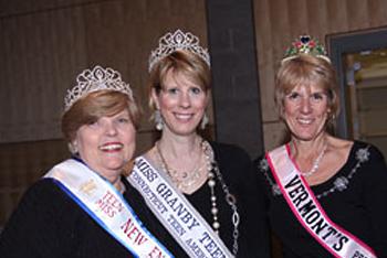 Dr. Ginny Austin, Susan Sojka, and Kerry Kielbasa