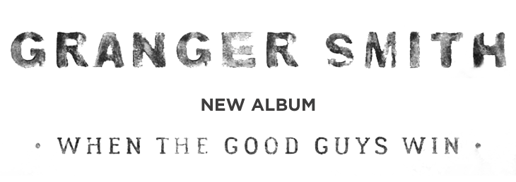 Granger Smith New Album