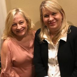 Nancy Parsley & Elizabeth Baker