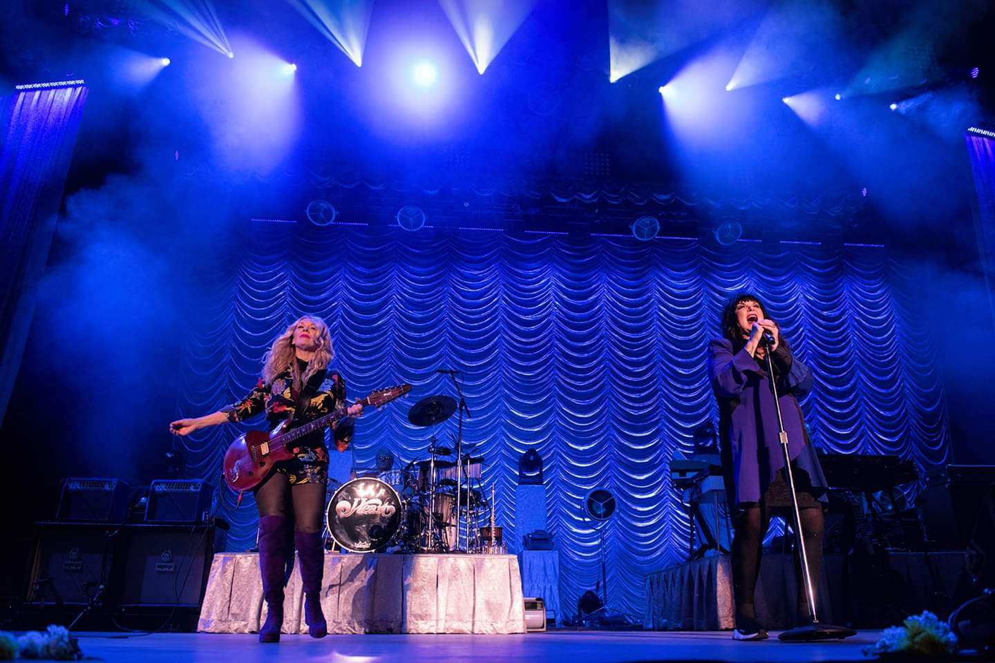 Concert review: Heart, Sheryl Crow lead femmes-first throwback at Bell Centre (Montreal Gazette)