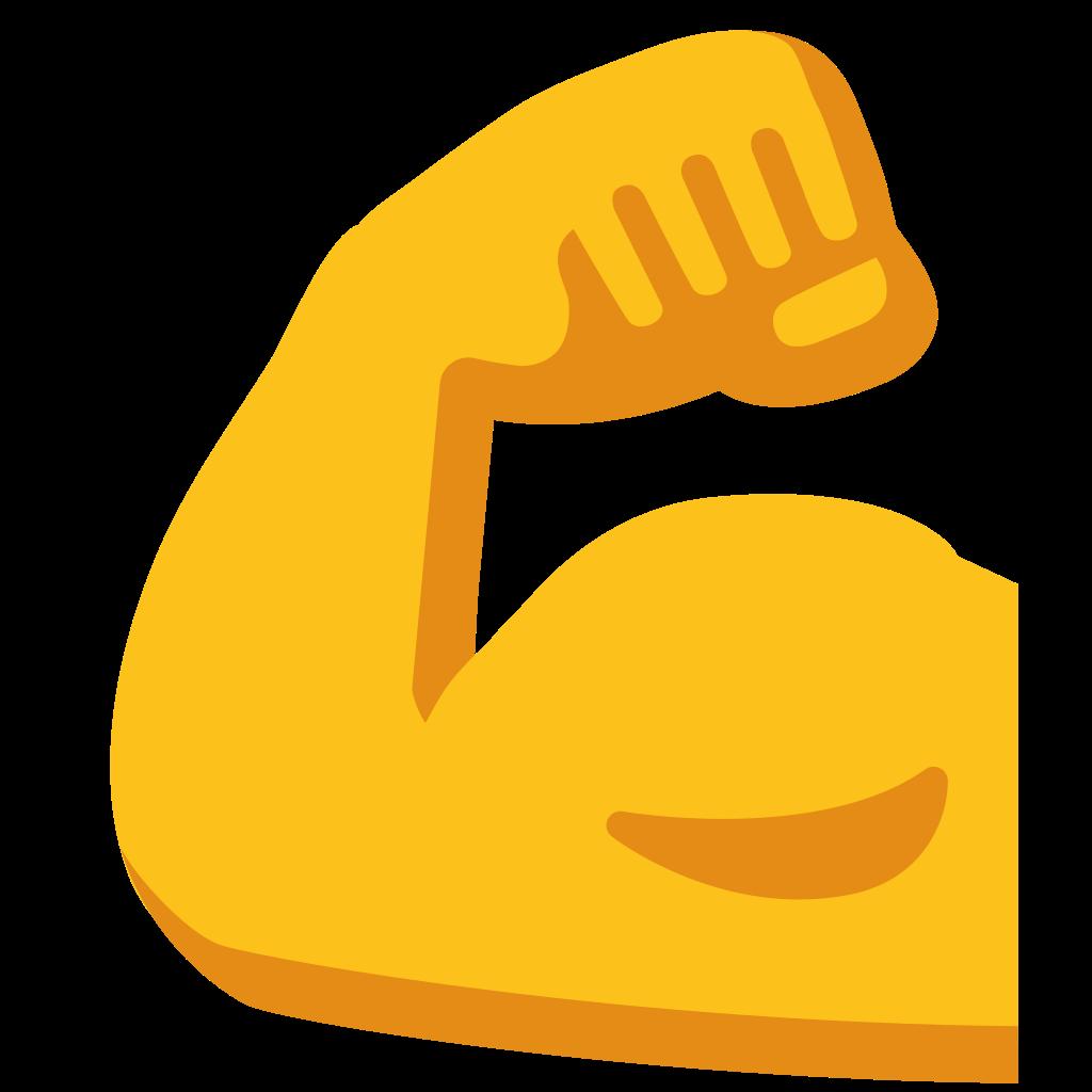 Bicep Emoji