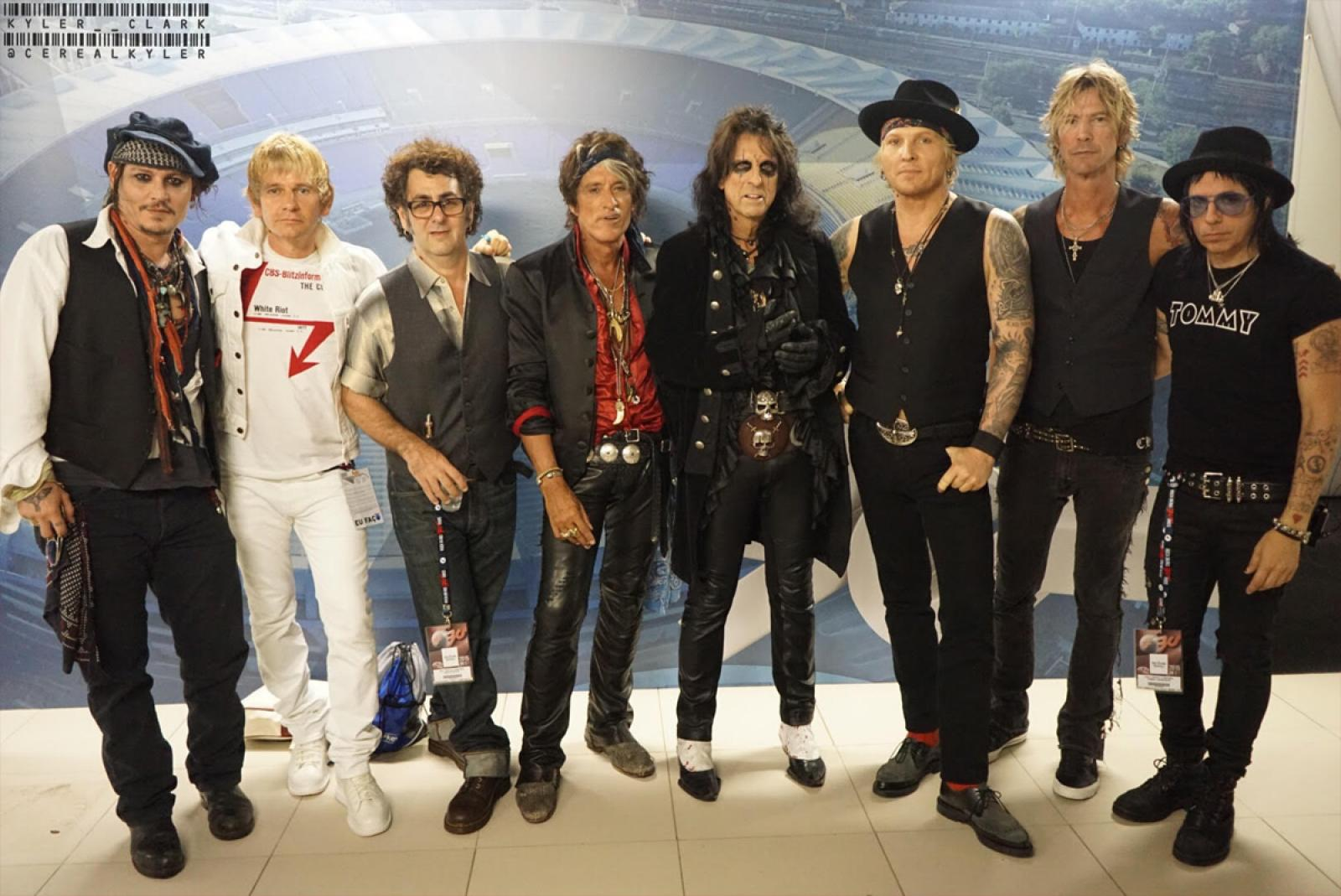 Starkey Hearing Foundation And The Hollywood Vampires Bring The Gift of Hearing to 200+ People in Need in Rio De Janeiro, Brazil