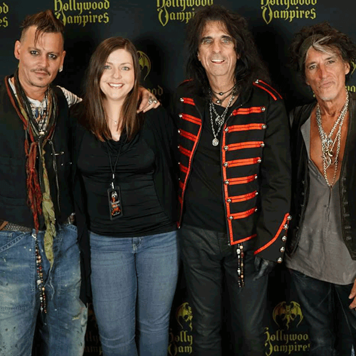 Hollywood Vampires News