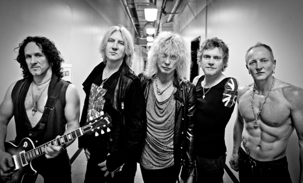 Def Leppard Rock Brigade Concert Club :: News