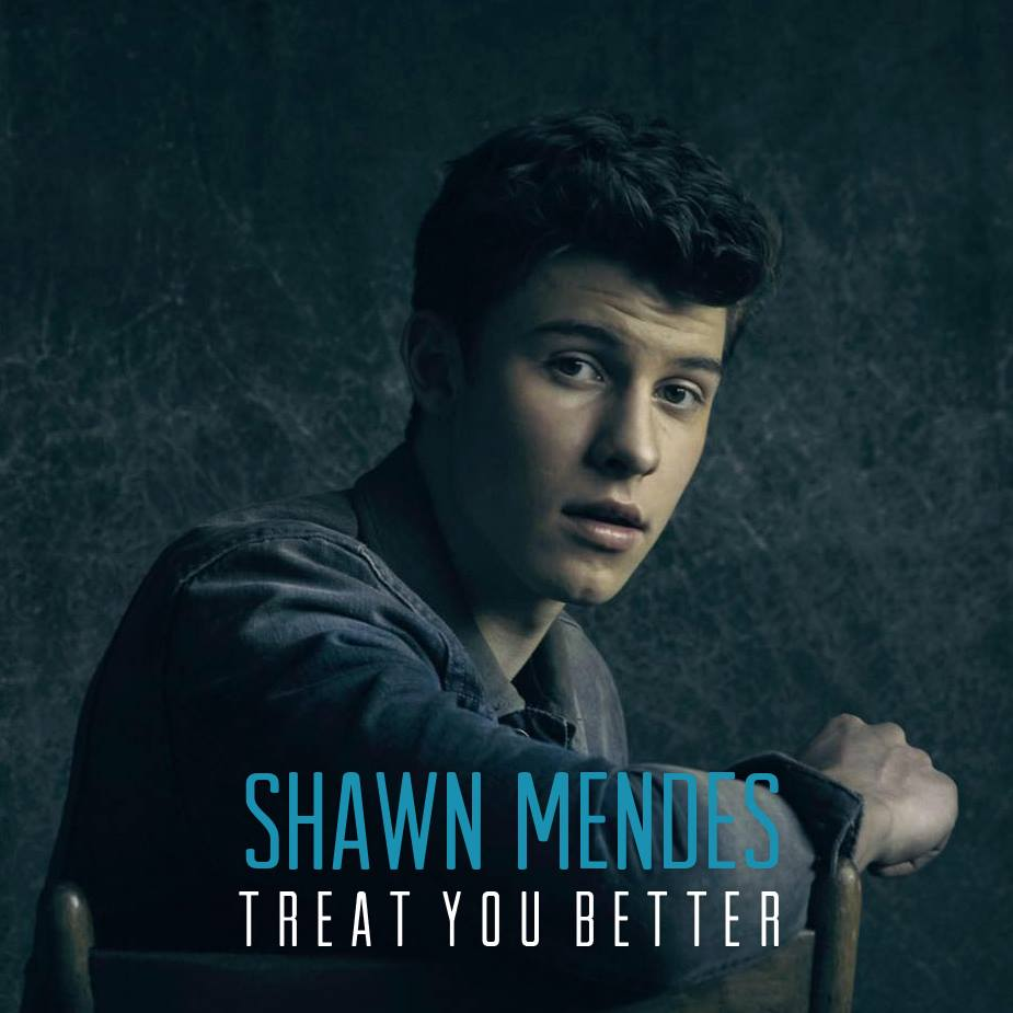 Resultado de imagen de shawn mendes treat you better