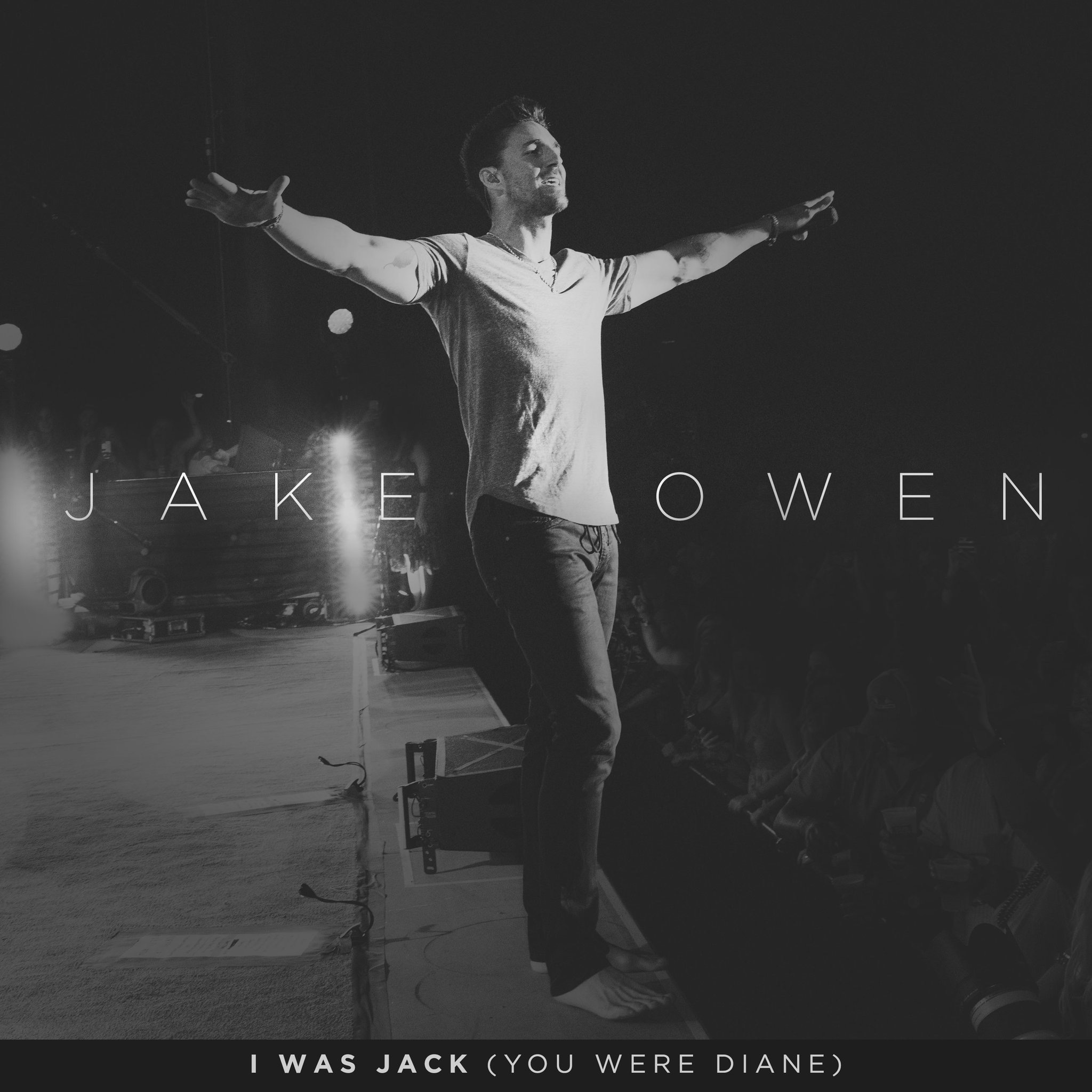 JAKE OWEN RELEASES NEW SINGLE I WAS JACK (YOU WERE DIANE)