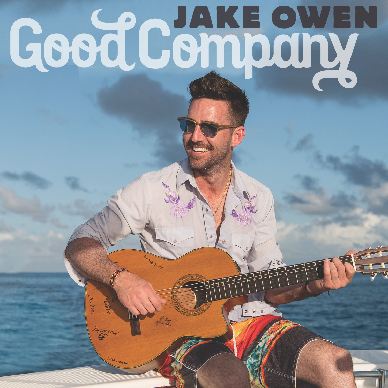 JAKE OWEN RELEASES GOOD COMPANY MUSIC VIDEO