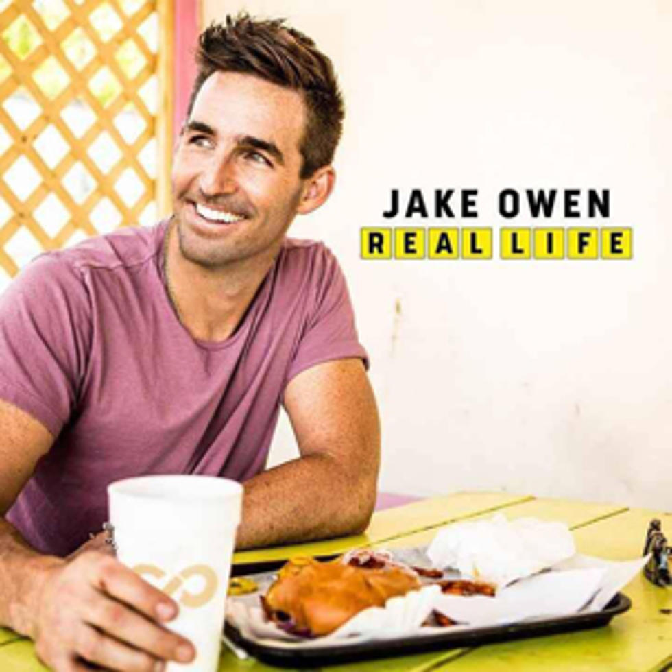 JAKE OWEN GETS REAL ON NEW SINGLE