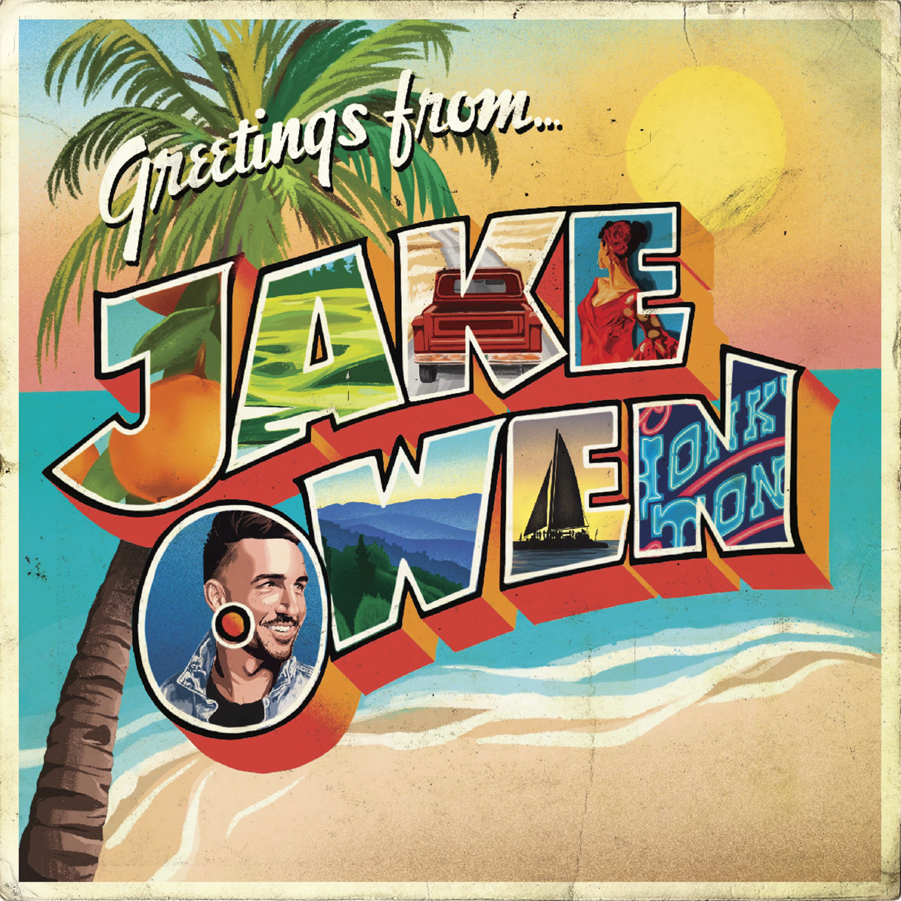 JAKE OWEN ANNOUNCES GREETINGS FROM…JAKE