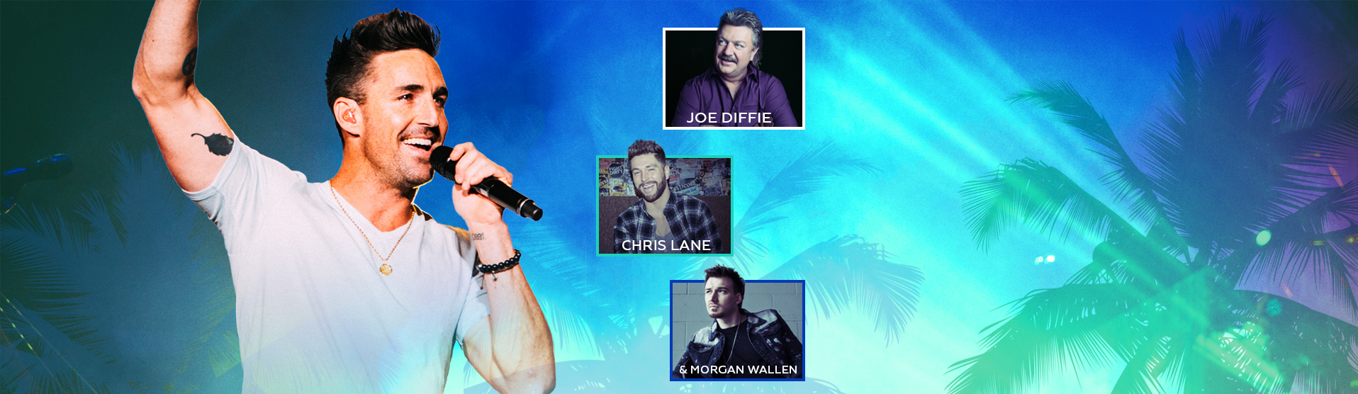 12th Annual Jake Owen Foundation Benefit Concert. Tickets on Sale Now.