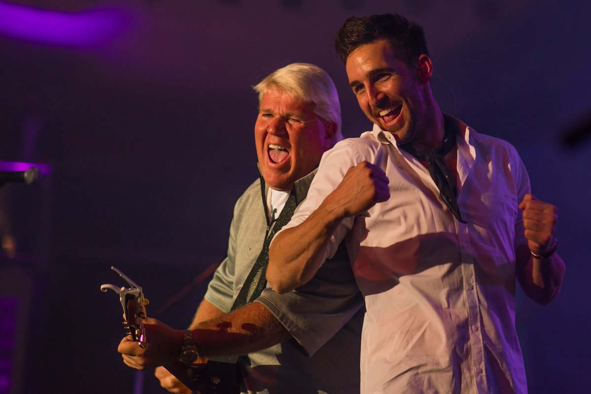 Jake Owen Adds Kevin Harvick and John Daly to Charity Weekend Lineup