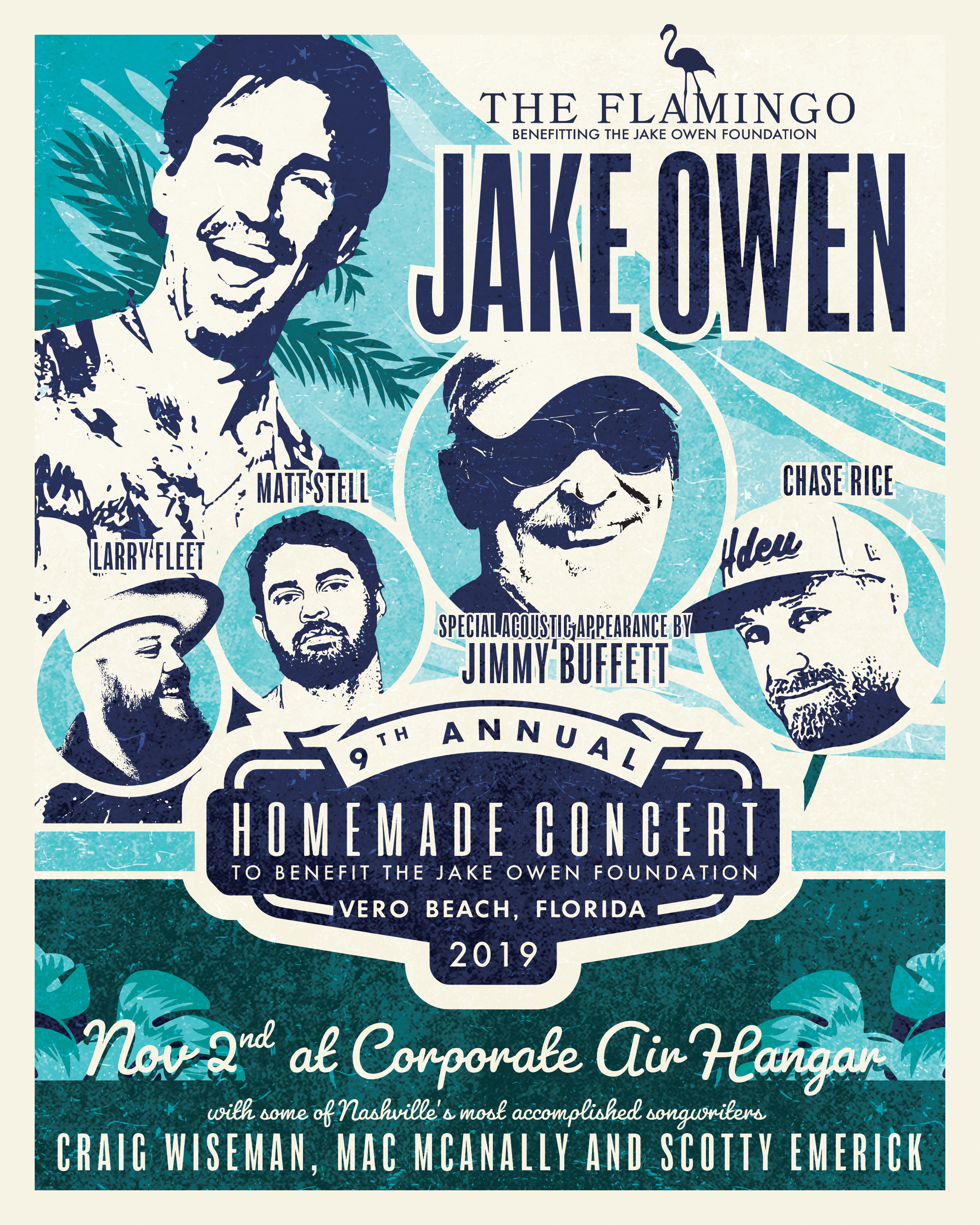 Jake Owen Foundation Show Returns to Vero Beach