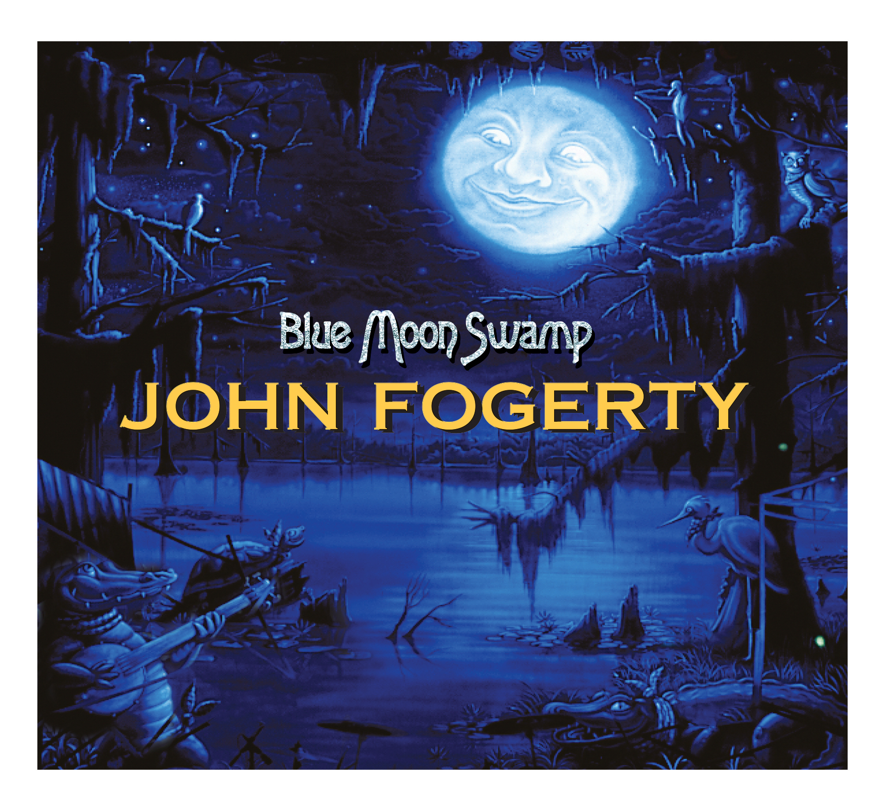 John Fogerty to Reissue 'Blue Moon Swamp | New Album Coming Next Year