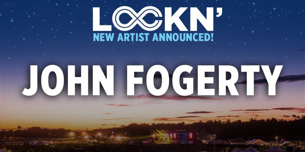 Lockn' Festival Adds John Fogerty To 2017 Lineup