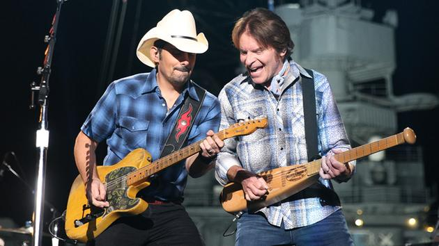 See John Fogerty, Brad Paisley's Fiery 'Fortunate Son' on 'Kimmel'