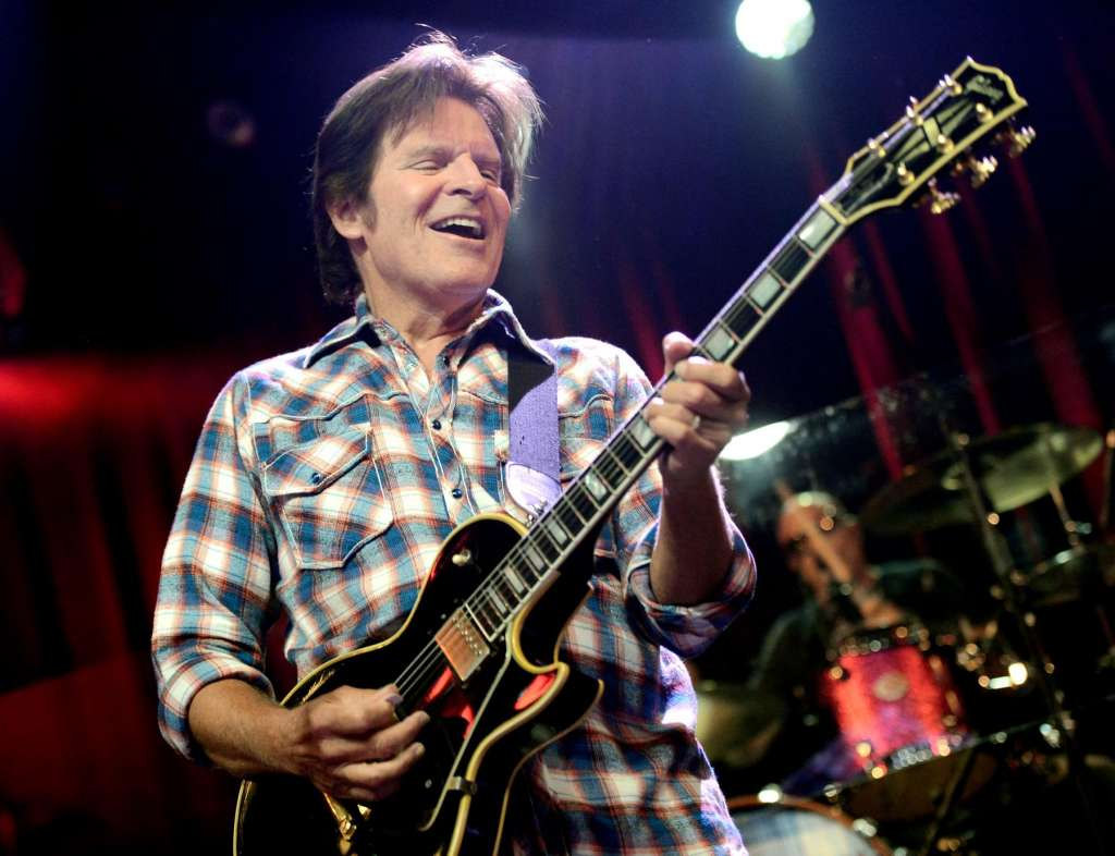 Levitt Pavilion will be 'Rockin' All Over the World' with John Fogerty