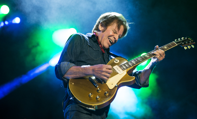 John Fogerty's blasts from the past follow Armadillo-themed bash at All ATX show
