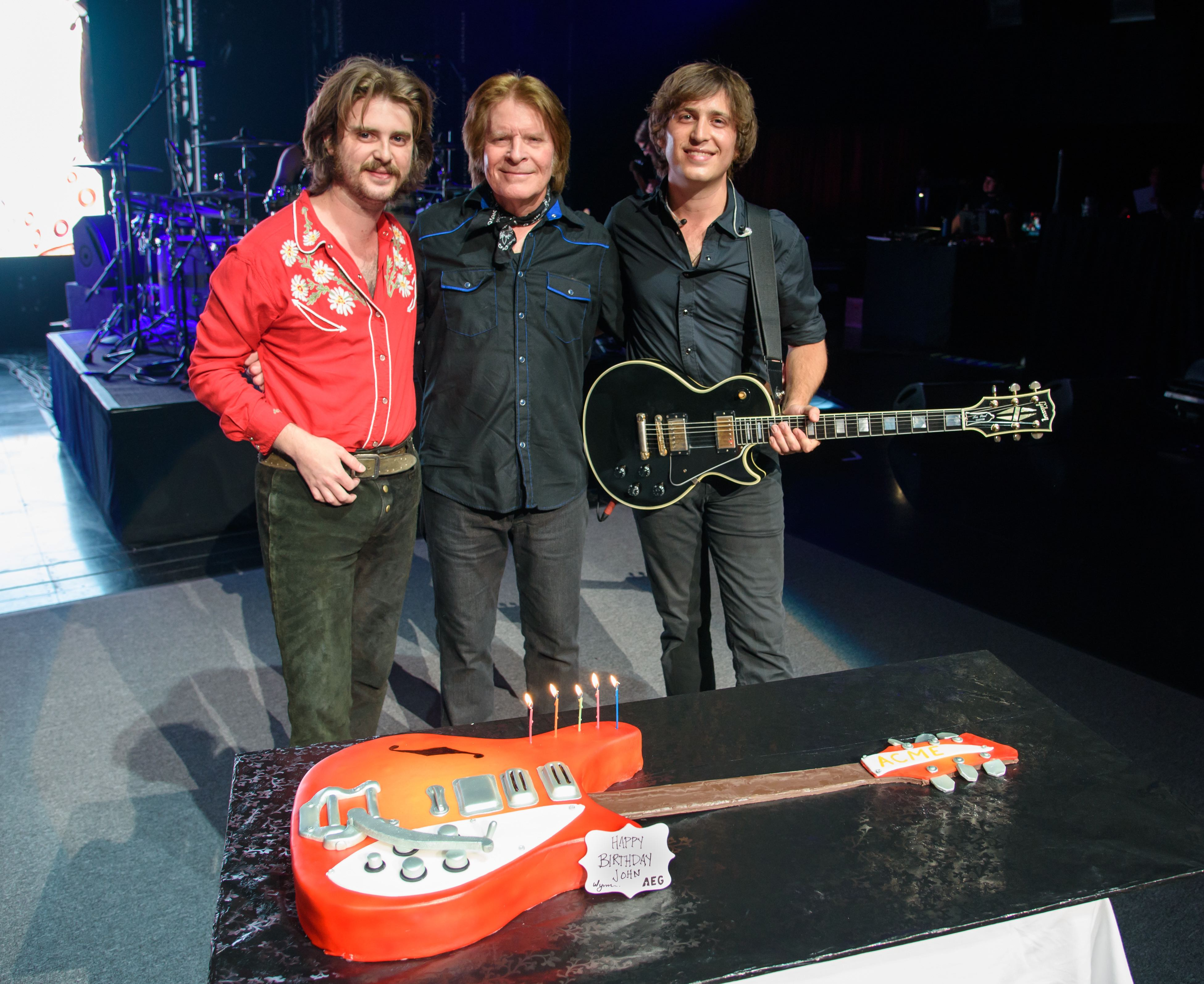John Fogerty Talks Music Memories, Vegas and the Power of Family