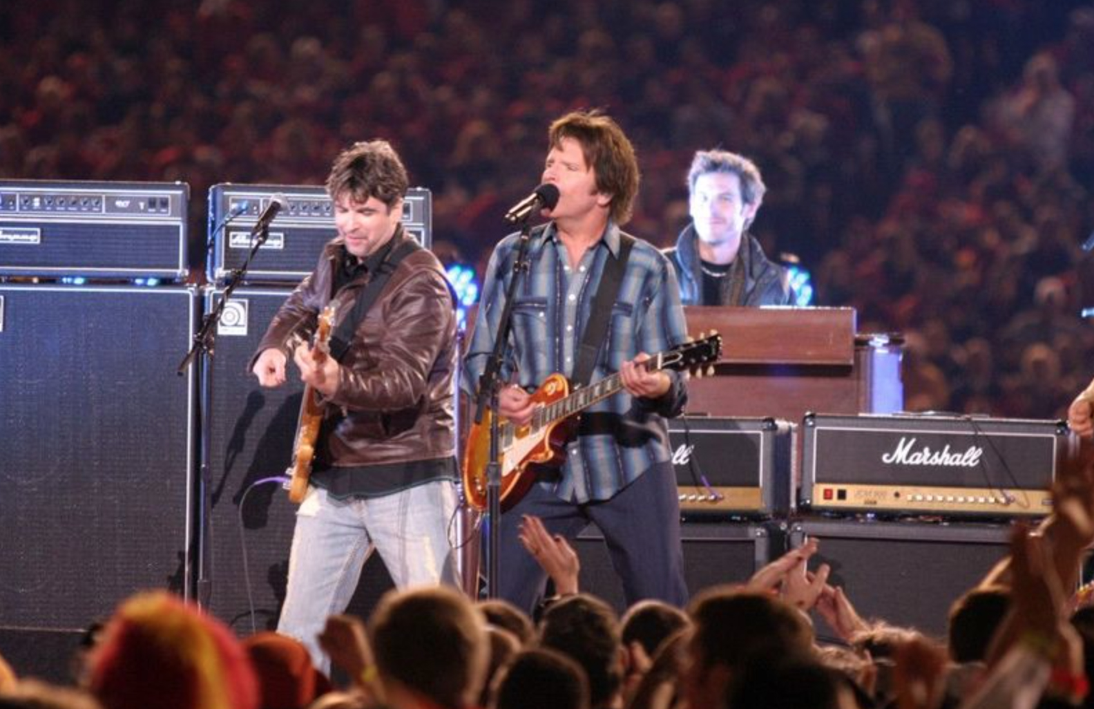 Music legend Fogerty to serve as grand marshal for Kobalt 400 at LVMS