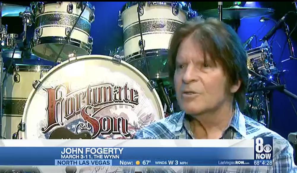 Music legend John Fogerty talks about Woodstock